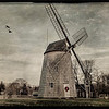 The Old Hook Windmill in East Hampton.
