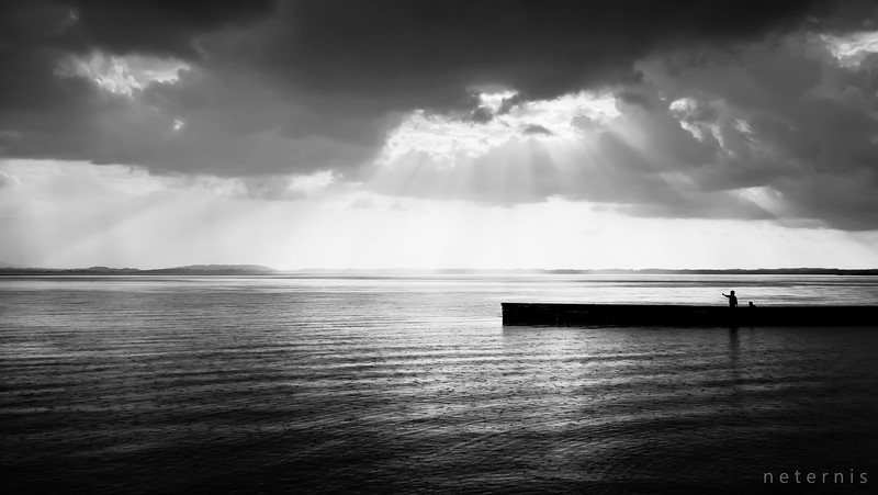 Shadows at the Lake