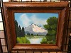 Mountain Painting - Fine Art Leasing - Painting