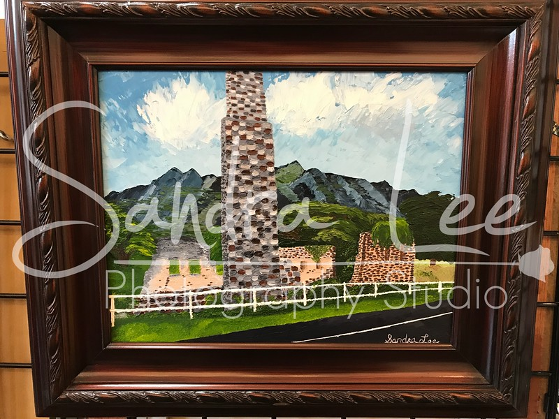 Hawaii Painting - Fine Art Leasing - Petoskey