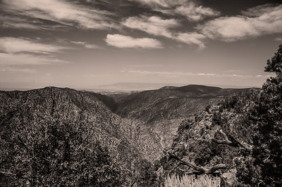 Black Canyon at Gunnison