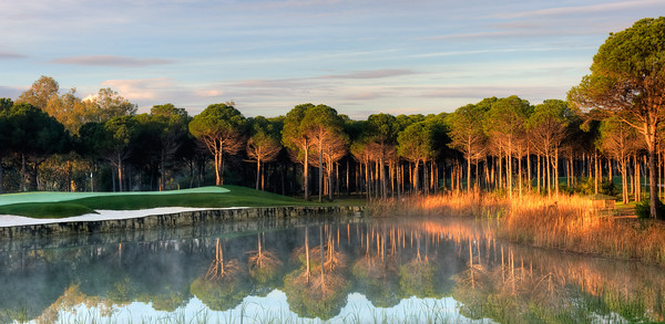 Montgomerie Maxx Royal 14th, Belek, Turkey