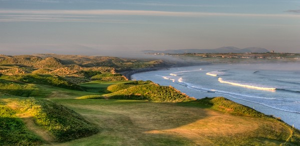 Ballybunion Old Course 11th, Co. Kerry, Ireland