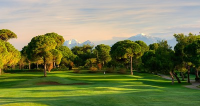 Tat Golf International 20th, Belek, Turkey