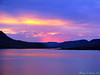Dawn at Blue Mesa Reservoir, Gunnison, Colorado.