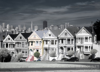 S141-5-8c painted ladies