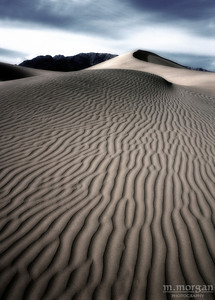 Death Valley Dunes I Death Valley, California #S150-15-15c