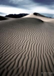 Death Valley Dunes I Death Valley, California #S150-15-15c