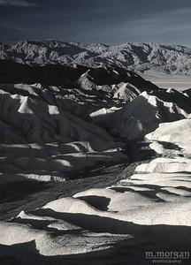Zabriskie Point Death Valley, California #S122-9-3c