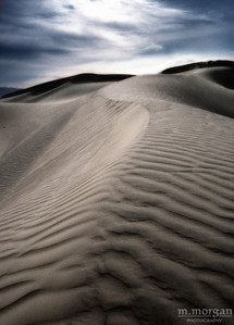 Death Valley Dunes II Death Valley, California #S150-15-11c