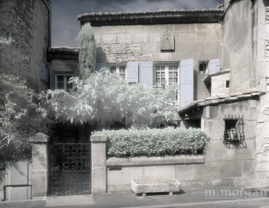 Maison Provencale France #S119-30-7c