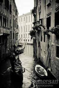 Venetian Canal Venice, Italy