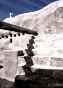 S150-8-7c Tumacacori Stairs