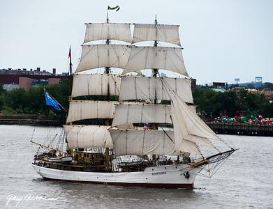 2015 Tall Ships Visit Philadelphia