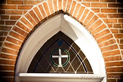 Gothic Archway Detail