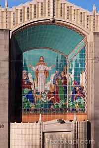 Sermon on the Mount in Tile