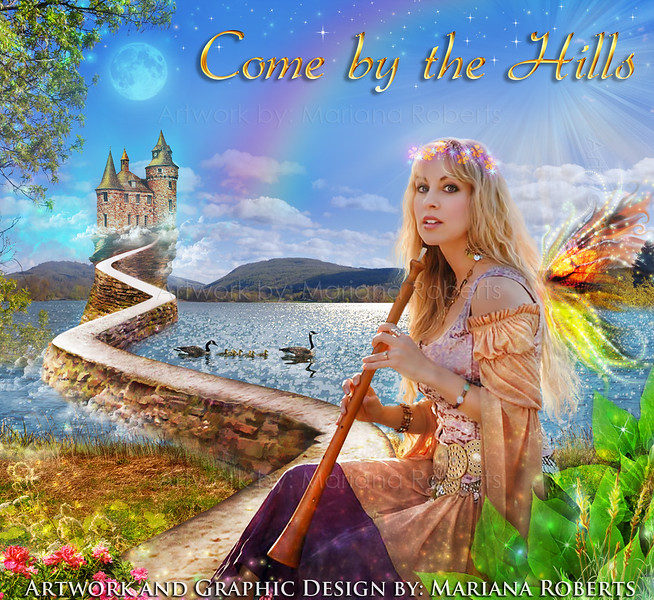 """Carl Ash released a New CD titled """"Songs of the Open Road"""" featuring Candice Night of Blackmore's Night. Carl Asch and Candice Night sing a Beautiful song together on the New CD, the Song is titled, """"Come by the Hills."""" The Artwork for this Song was created by Mariana Roberts.<br /> <br /> After 3 years and 10,000 miles Carl's much anticipated 3rd solo cd """"Songs of the Open Road"""" is now available! <br /> <br /> PURCHASE or DOWNLOAD YOUR CD HERE: <a href=""""http://CarlAsch.com/"""">http://CarlAsch.com/</a><br /> <br /> In celebration, and for a limited time, you can purchase the 15 song hard copy CD complete with artwork and a 32 page booklet online AND download the CD after checkout for free!<br /> <br /> Photographer Credit: Pending, we are researching the name of the photographer who took this lovely photo of Candice Night to give him/her proper credit for the beautiful photo."""