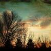 Garnet Valley Sunset at Darlington Art Center