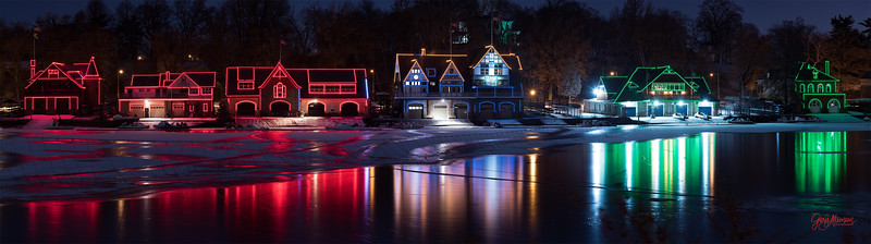 Boathouse Row Celebrates Kwanzaa