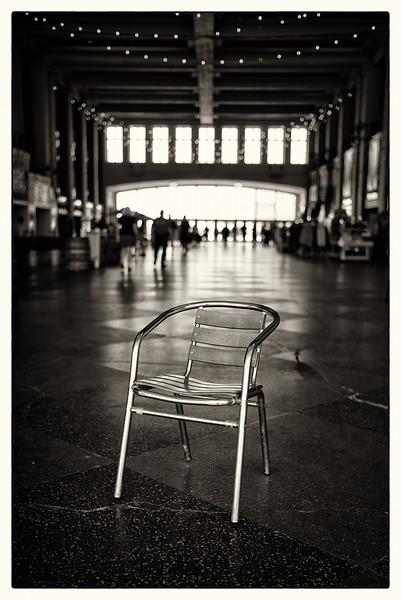 Convention Hall Chair Man