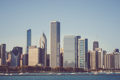 Chicago skyline #2