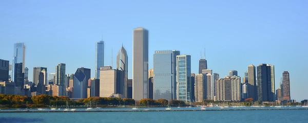 Chicago skyline #3