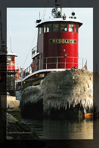 Tug Boat, Port of Providence