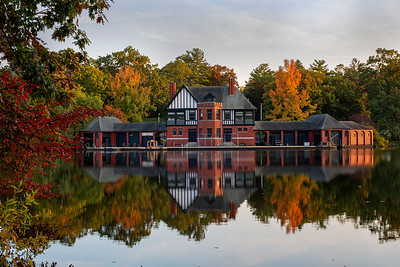 Roger Williams Park Boathouse