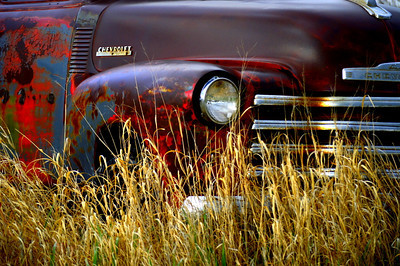 Classic old Chevy #2