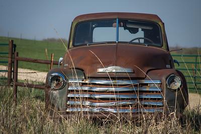 Rusty Chevy #2