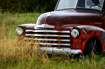 Classic old Chevy