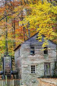 Rice Grist Mill, Norris Dam State Park