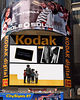 """ELEPHANT"" on the Kodak Jumbotron on May 19, 2006"