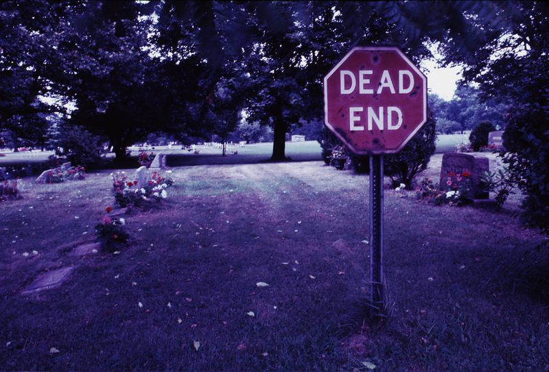 F003  Dead End, Youngstown, Ohio