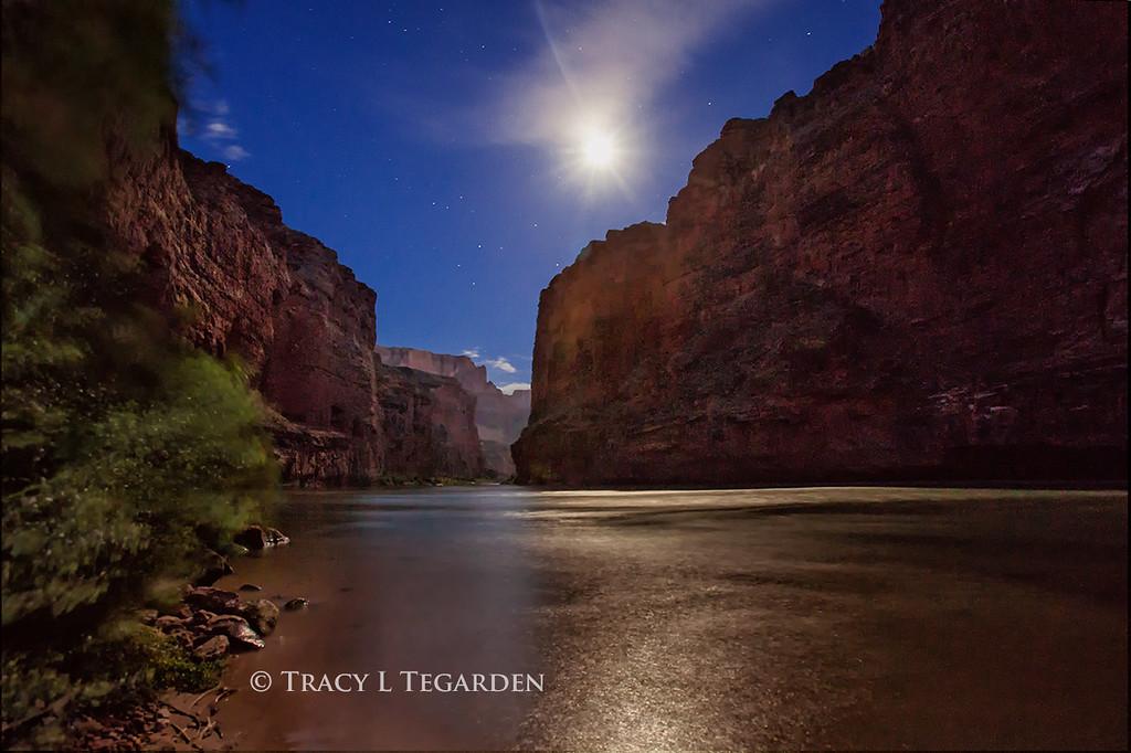 Moonshot at Marble Canyon