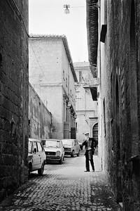 Orvieto, Italy, 1985, Kodak TX