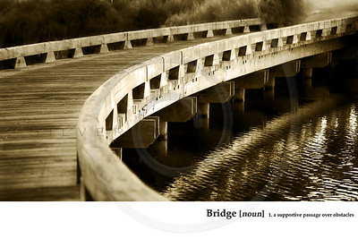 Sepia Bridge Series 2
