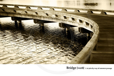 Sepia Bridge Series 1