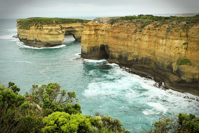 Giant Walls 2010  Twelve Apostles along The Great Ocean Road  Victoria Australia