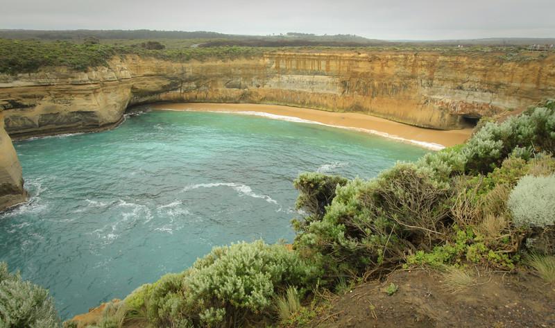 Untouched Beach 2010  Twelve Apostles along Great Ocean Road  Victoria Australia