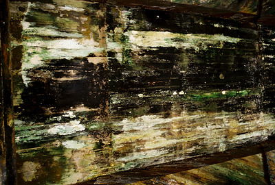 Dam Ceiling 2009  Bayomon River Dam Puerto Rico-1