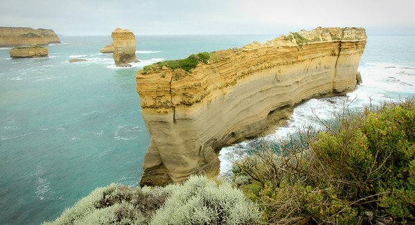 Australia's Edge 2010  Twelve Apostles along The Great Ocean Road  Victoria Australia