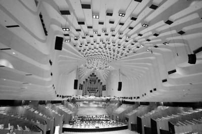 Opera House Inside 2010  Sydney Opera House Australia