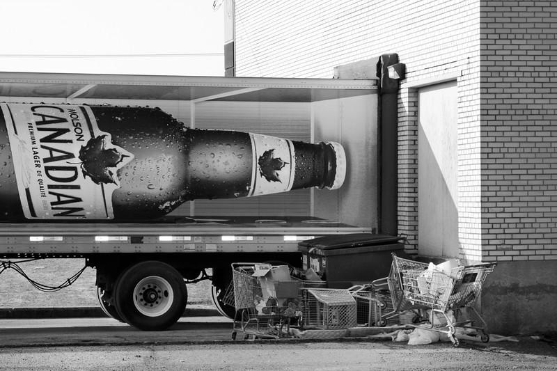Delivery Van - Etobicoke series