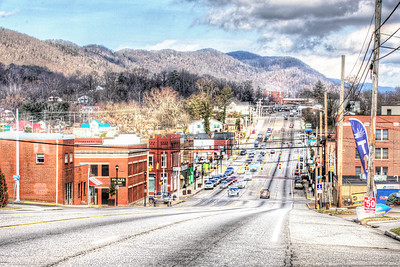 Downtown LaFollette