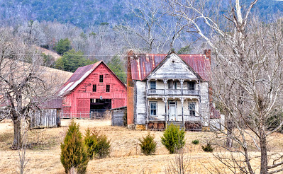 Walker/Ellis house in Grainger County TN 2