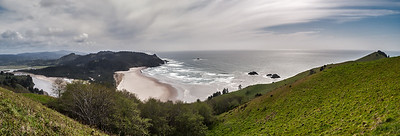 Oregon Coast from Cascade Head