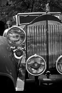 1930's Packard 12.
