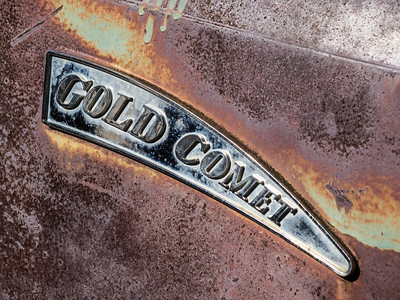 REO Gold Comet truck, Gold King Mine and Ghost Town.