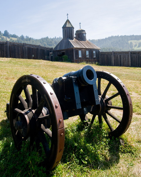 Fort Ross, CA